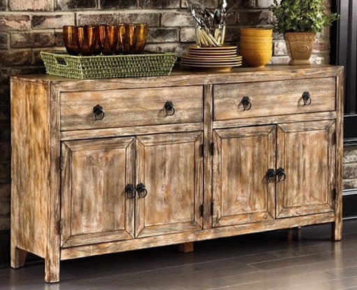 large accent chest