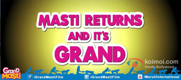 Great Grand Masti Full Movie Hdrip Free Download