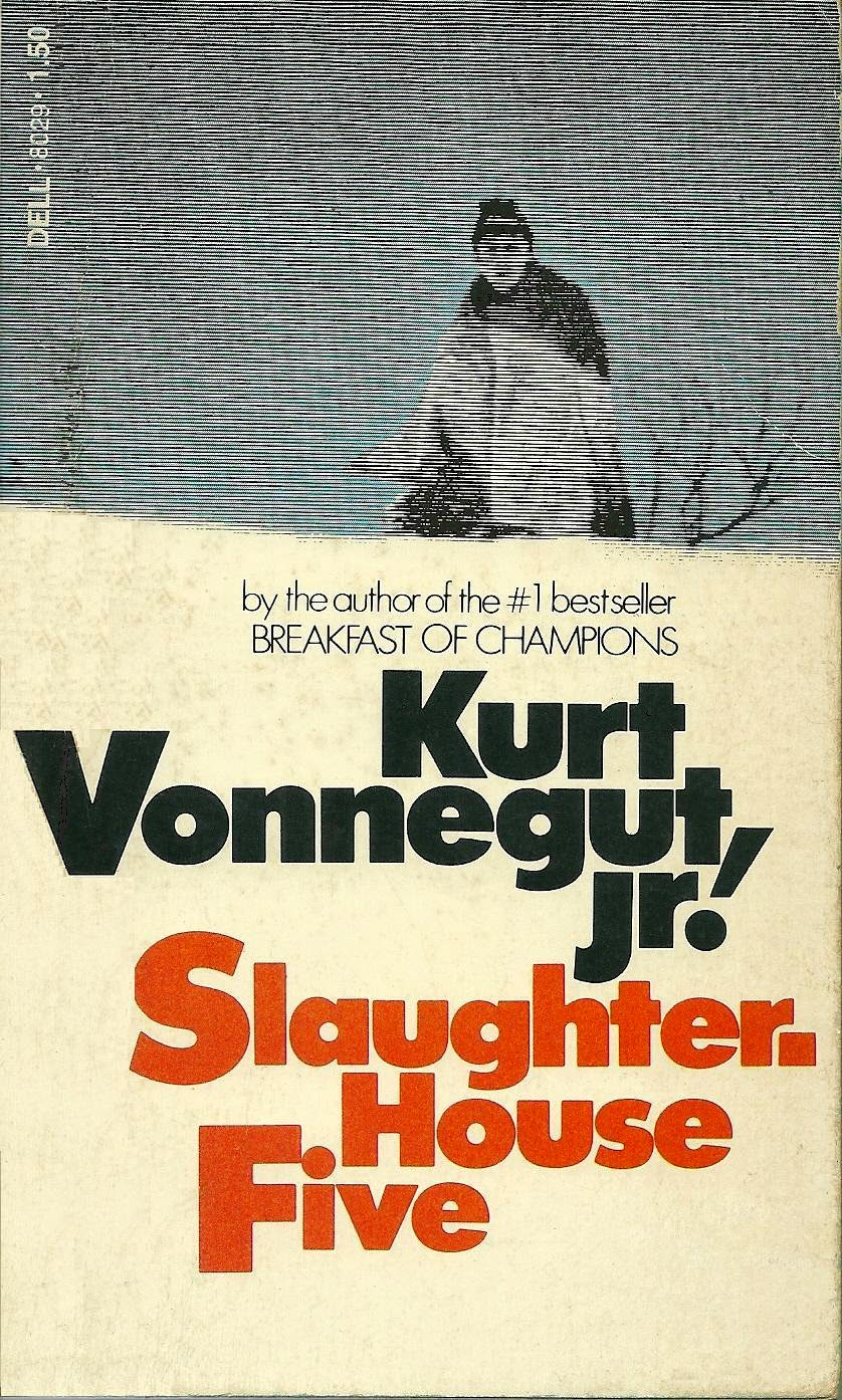 slaughterhouse five essays essay questions slaughterhouse five  the art of exmouth slaughterhouse five kurt vonnegut jr slaughterhouse five book0001 jpg