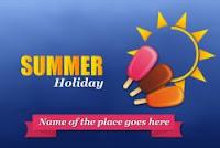 Summer Captions Slide Styles