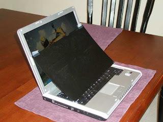 Kính lọc chống nhìn trộm trên laptop