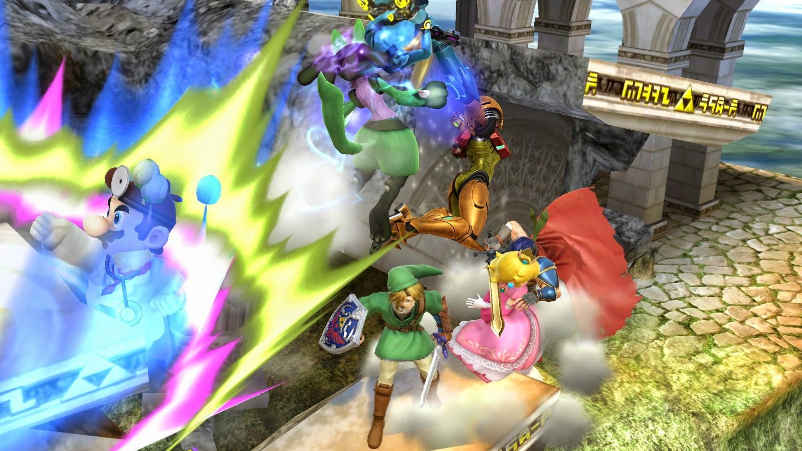 Super Smash Bros For Wii U Cemu Key — TTCT