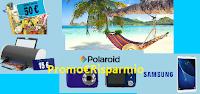 Logo SanPellegrino ''Iomimeraviglio'': vinci buoni spesa, Polaroid, Tablet e molto altro