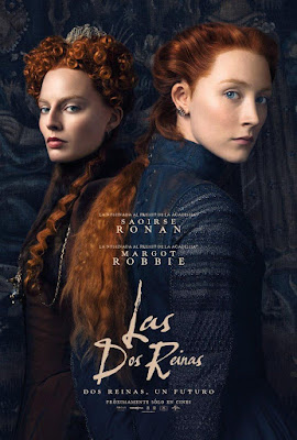 Mary Queen Of Scots 2018 DVD R1 NTSC Latino