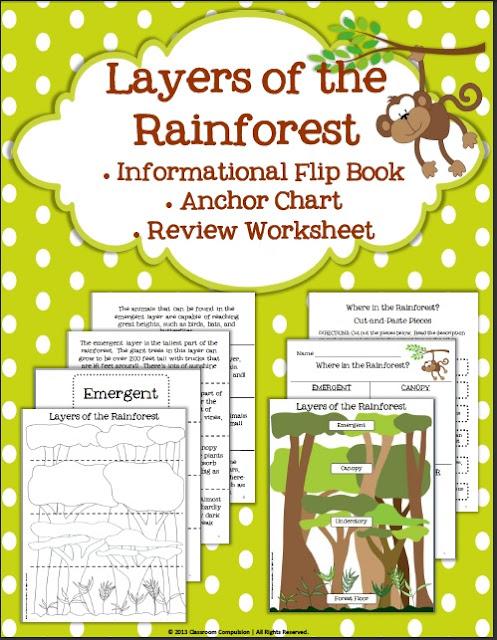 classroom compulsion rainforest fun. Black Bedroom Furniture Sets. Home Design Ideas