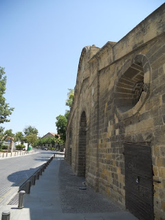 Things to do in Cyprus: check out the Venetian Walls