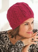 http://www.letsknit.co.uk/free-knitting-patterns/cabled-crochet-beret
