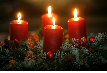 tradcatknight what is the origin of the advent wreath. Black Bedroom Furniture Sets. Home Design Ideas