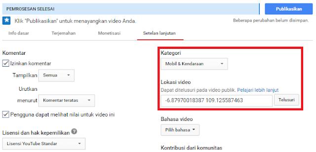 Cara Membuat Channel Youtube Luar Negeri