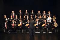 Bir Türk Halk Müziği Korosu