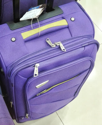 strolley, luggage, suitcase, bright color