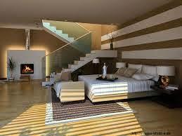 dormitorio color beige marrón