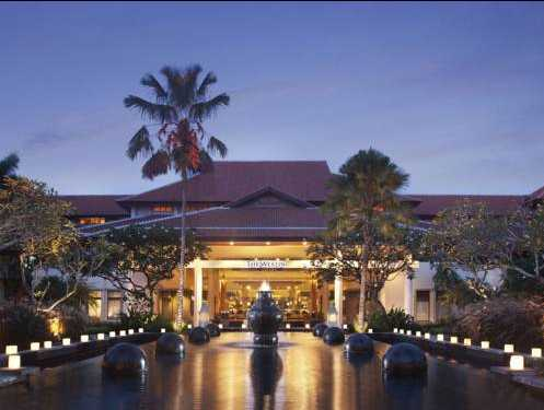 The Westin Resort Nusa Dua Bali, venue for the Miss World 2013 in Bali