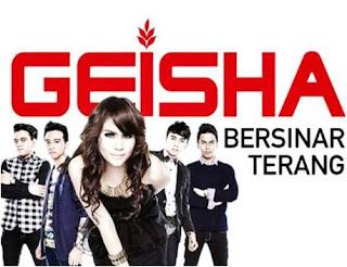 geisha bersinar terang lagu, geisha seleksi hits, geisha anugerah terindah, geisha meraih bintang, bersinar terang anugerah terindah, download mp3 geisha sementara sendiri, geisha sisi lainnya,Lagu Geisha Album Bersinar Terang Mp3