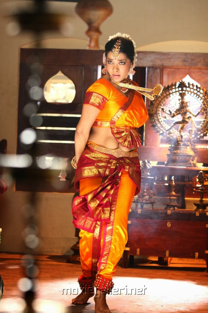Actress Sandhya Deep Hot Navel Show Pictures  Actress -5501