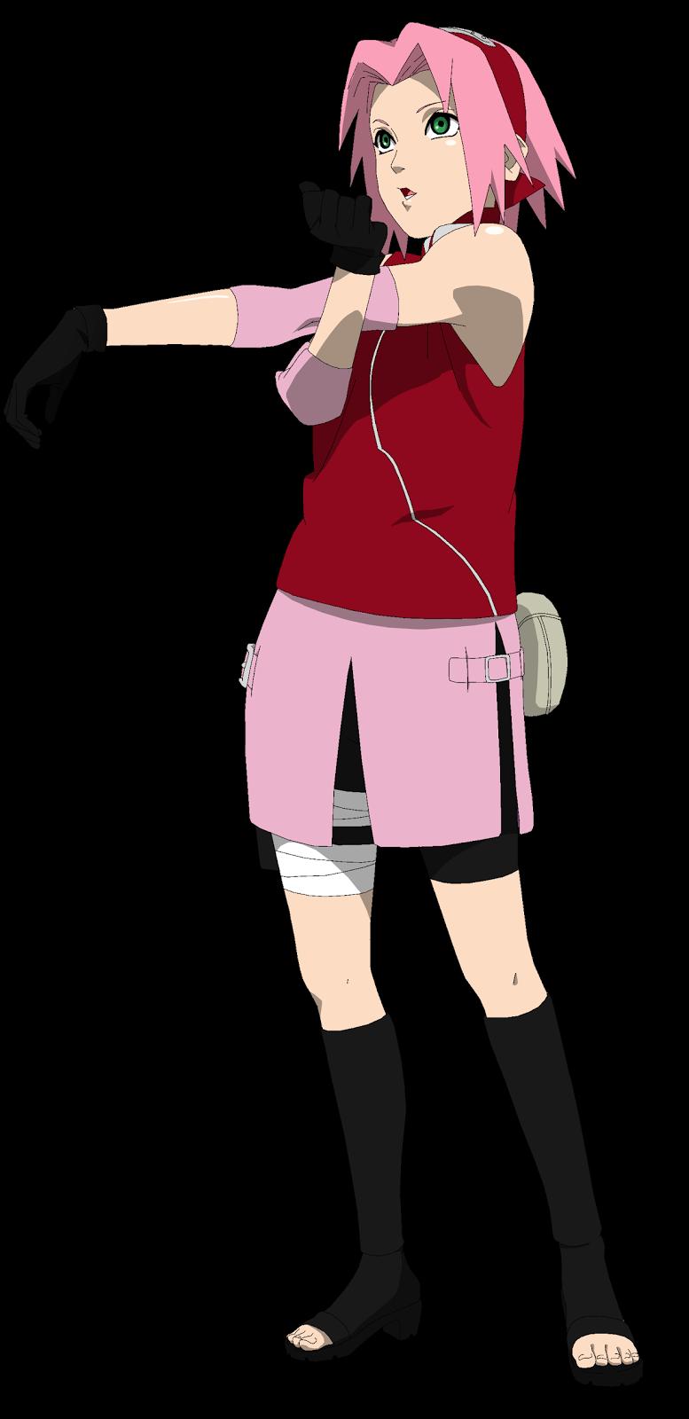 Animé imágenes by Akatsuki Karasu: 38 renders de Sakura