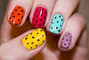 Simple Nail Art Designs