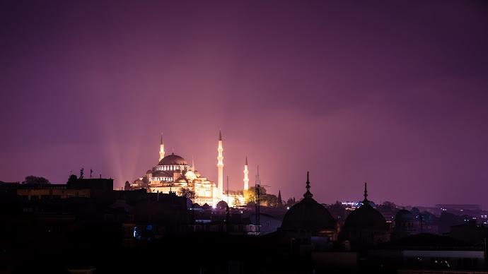 Wallpaper: Suleymaniye Mosque