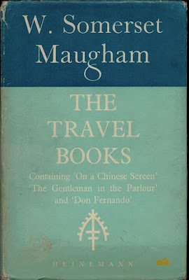 The Travel Books - W. Somerset Maugham