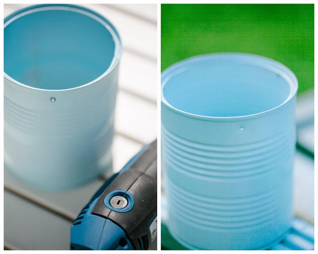 Tin Can, Dosen Upcycling