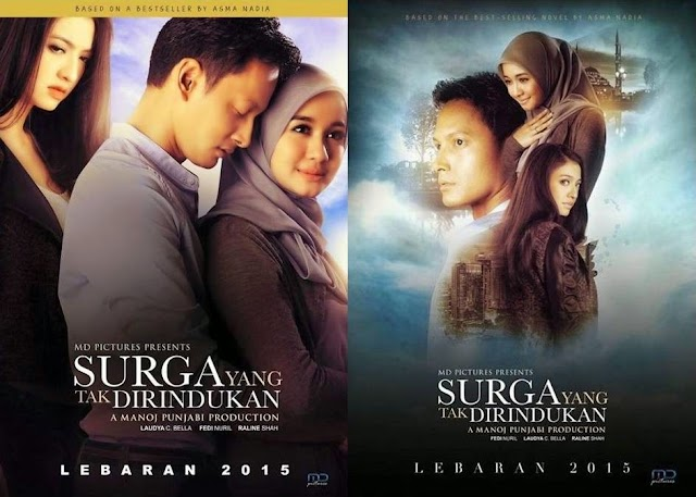 Review Film: Surga Yang Tak Dirindukan Karya Asma Nadia, Filem Poligami Menyentuh Hati Penonton