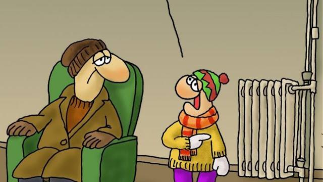 Ο Αρκάς για το πετρέλαιο θέρμανσης: Μπαμπά, τι είναι αυτό;