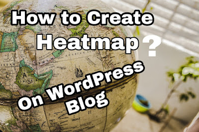 Heatmap on wordpress