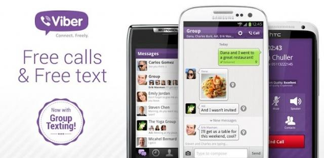 Viber Application