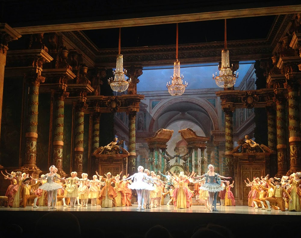 Sleeping Beauty by the Paris Opera Ballet, at L'Opéra Bastille
