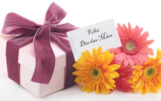 Promoção de Presentes para o Dia das Mães