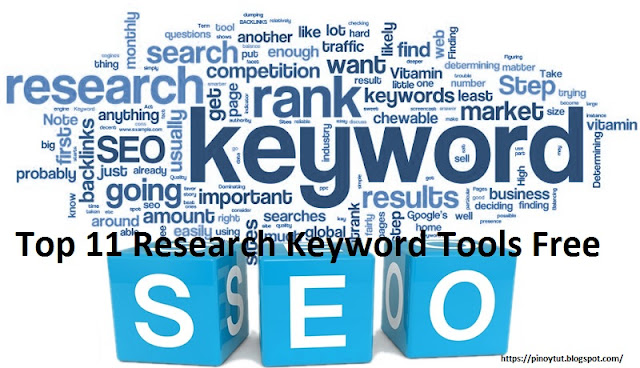 Top 11 Research Keyword Tools Free 2017