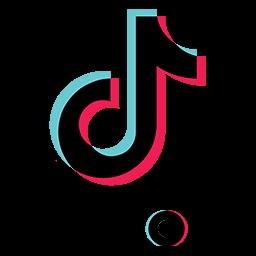 black logo tiktok