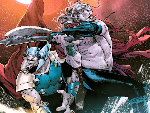 thor and beta ray bill