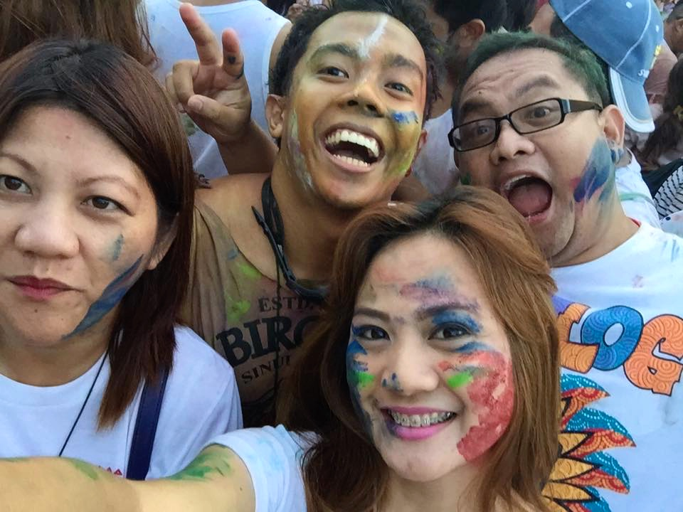 Sinulog Selfie at #Sinulog2015