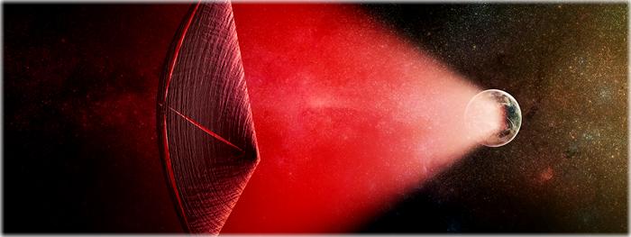rajadas rápidas de rádio podem ser criadas por naves alienigenas