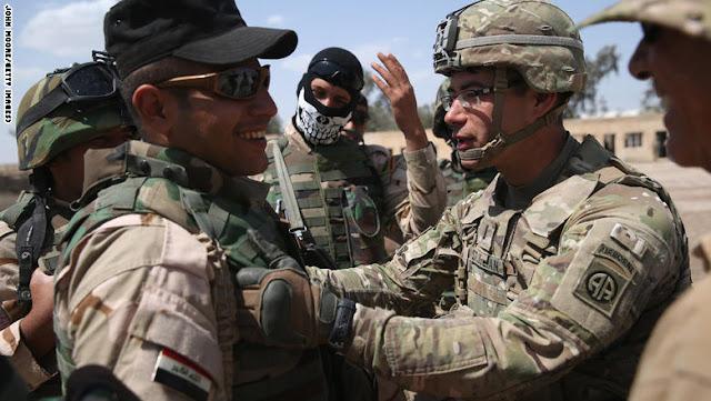 Kalah, AS Kirim 4 Ribu Tentara Tambahan ke Afghanistan