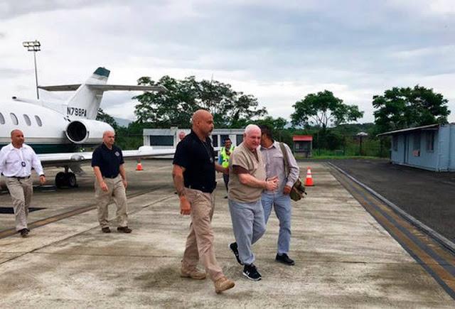 Expresidente Martinelli llega a Panamá extraditado de EEUU