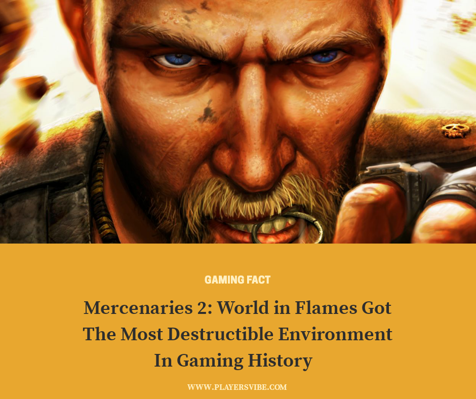 Mercenaries 2 world in flames got the most destructible environment mercenaries 2 world in flames got the most destructible environment in gaming history altavistaventures