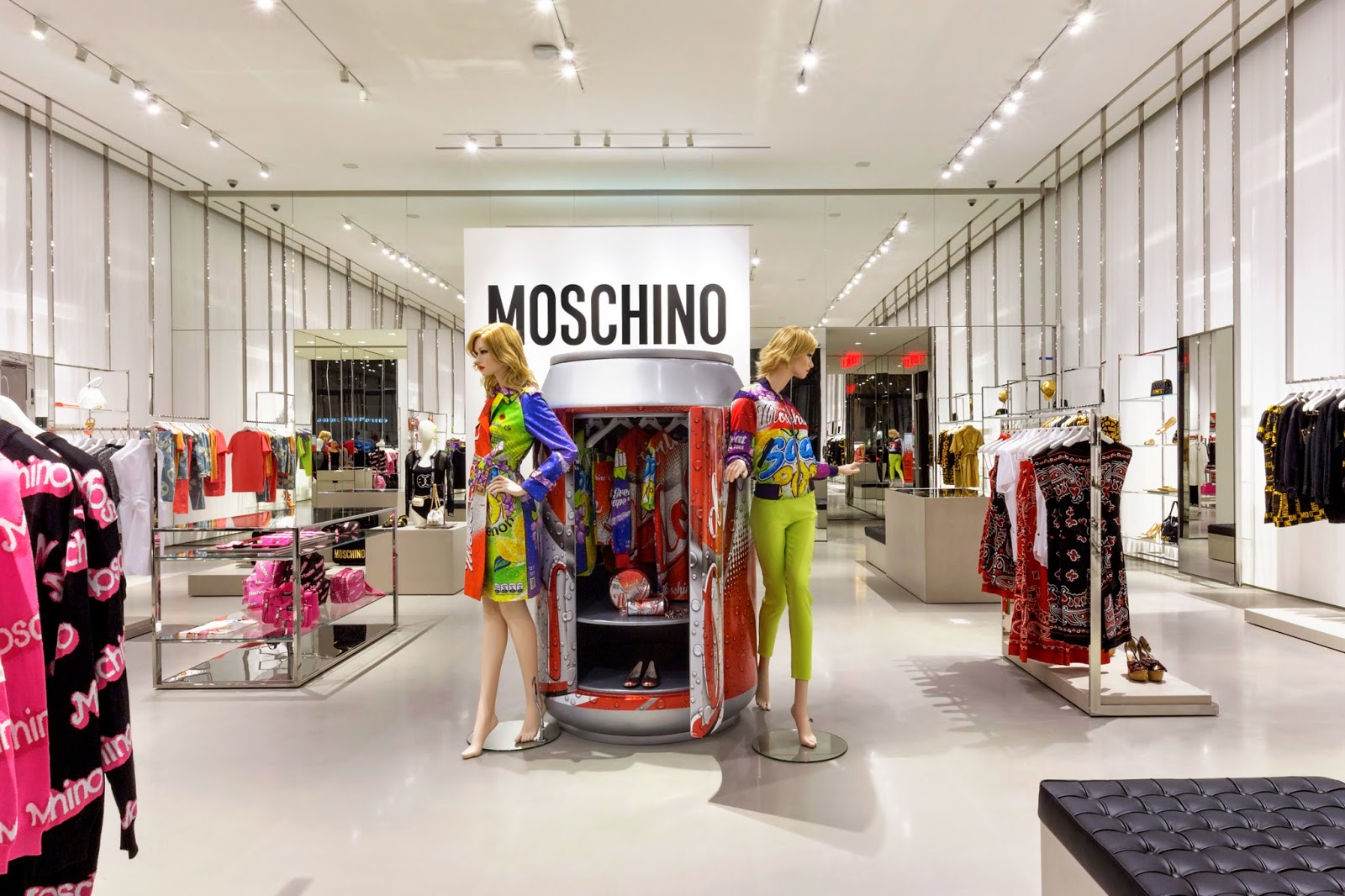 Moschino Store West Hollywood