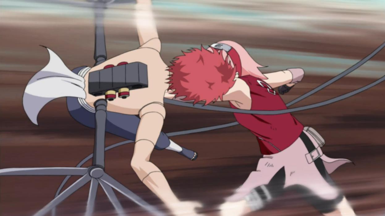 Sakura isn't That Bad - Blerds Online