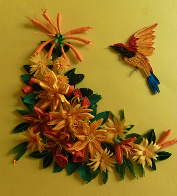 A Journey Into Quilling And Paper Crafting