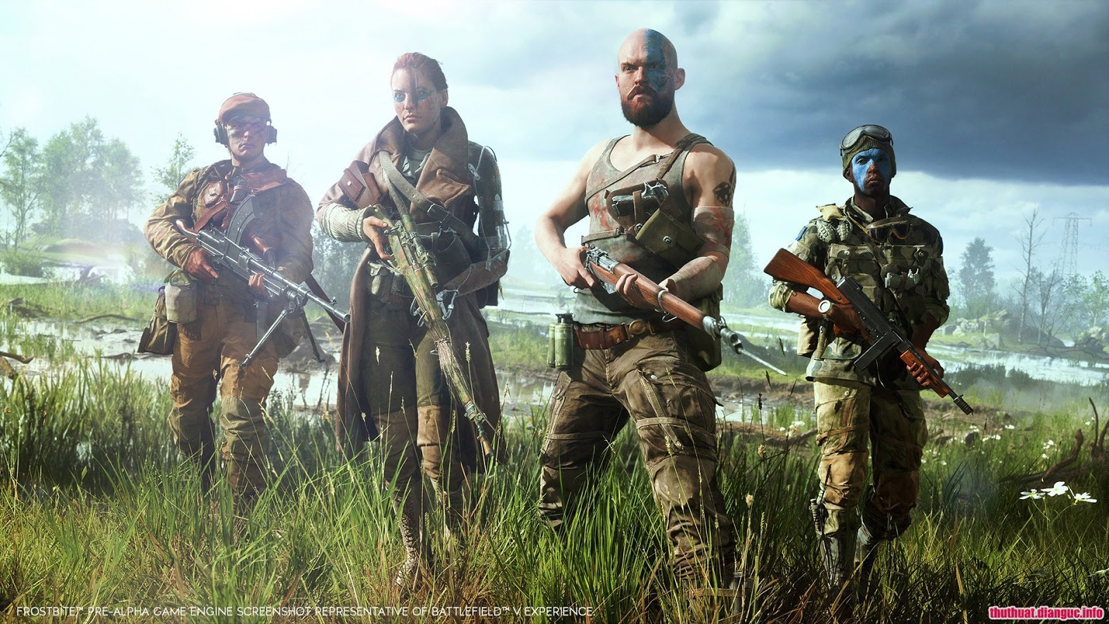 Download Game Battlefield V Full Cr@ck Fshare