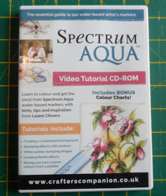 Giveaway - Spectrum Aqua CD-ROM