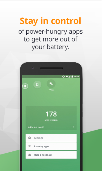 avast phone booster