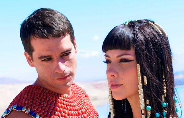 Maquiagem Egípcia Origem