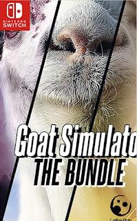 Goat Simulator: The GOATY Switch NSP