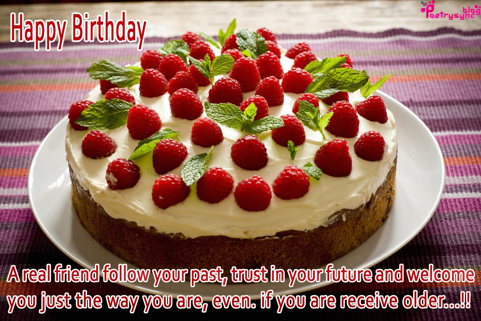 Happy Birthday Text Messages And Images Collection