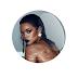 Rihanna - Botton (#RH001) - 3,8 cm