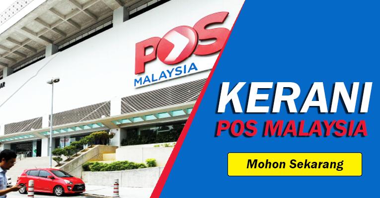 Jawatan Kosong di POS Malaysia