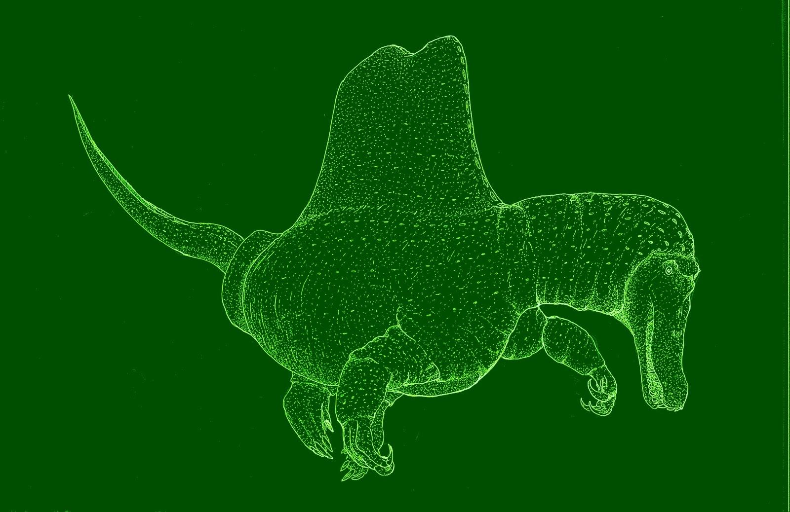 antediluvian salad spinosaurus unauthorized iii run